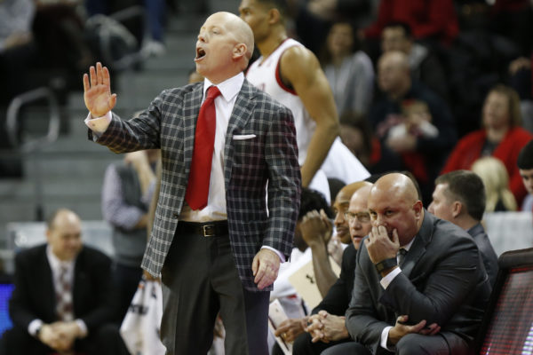 Cincinnati's Mick Cronin was named The Sporting News 2018 National Coach of the Year.