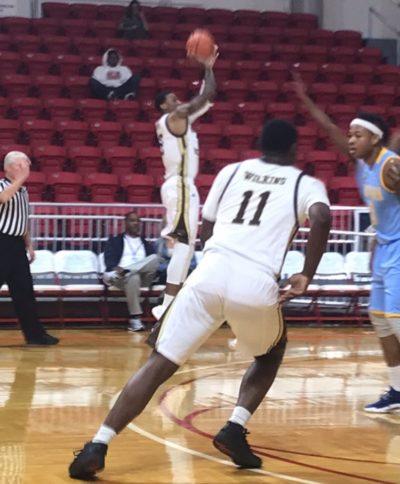 Western Michigan guard Josh Davis