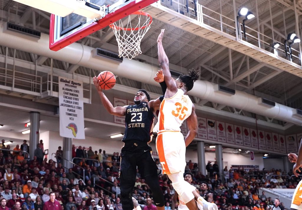 Florida State junior swingman M.J. Walker